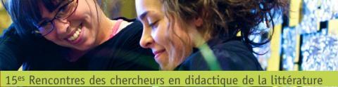 14e Rencontres Des Chercheurs En Didactique De La Litterature Rencontre Ado Lgbt